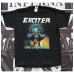 Exciter - Long Live Loud T-Shirt