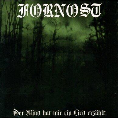 Fornost - Der Wind Hat Mir Ein Lied Erzählt CD