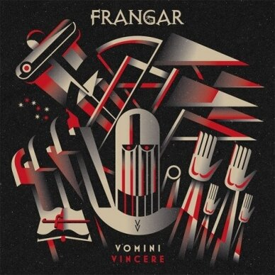 Frangar - Vomini Vincere CD