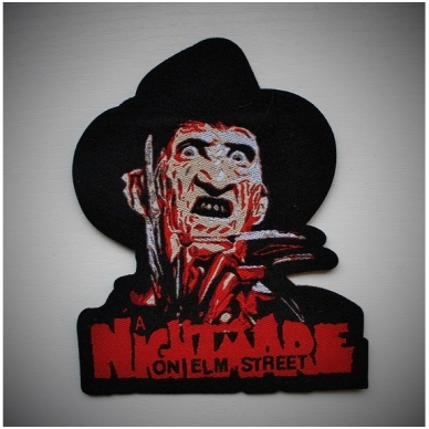 Freddy Krueger - Nightmare On Elm Street Patch