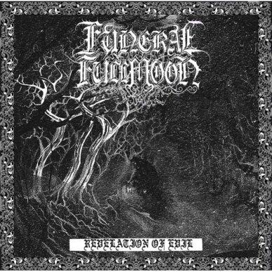 Funeral Fullmoon - Revelation of Evil CD