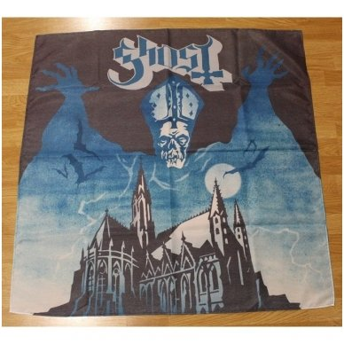 Ghost - Opus Eponymous Flag