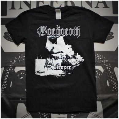 Gorgoroth - Destroyer T-Shirt