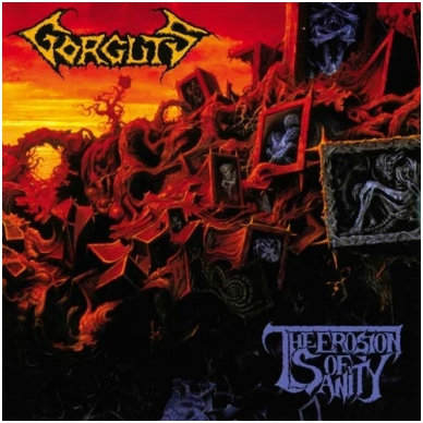 Gorguts - The Erosion of Sanity Digi CD