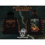 Graveland - Hour of Ragnarok Hooded Zipper
