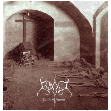 Grav - Tomb of Agony CD