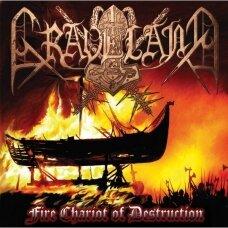 Graveland - Fire Chariot of Destruction CD