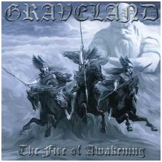 Graveland - The Fire Of Awakening CD