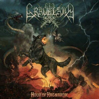 Graveland - Hour of Ragnarok Digi CD