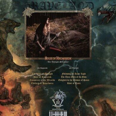 Graveland - Hour of Ragnarok LP 2