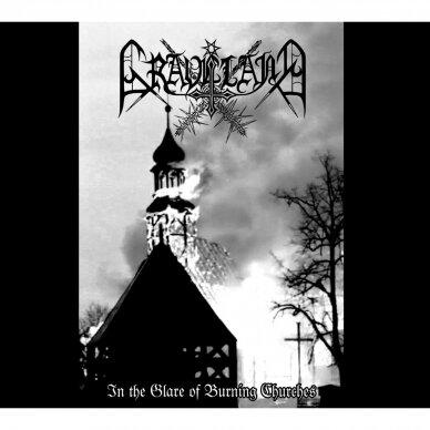 Graveland -  In the Glare of Burning Churches Digi CD
