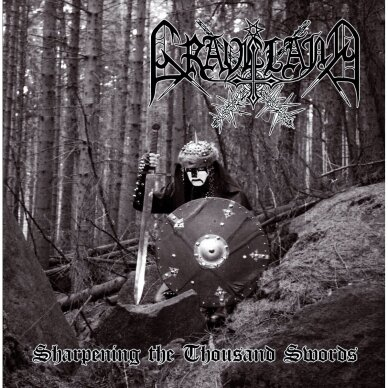 Graveland - Sharpening the Thousand Swords CD