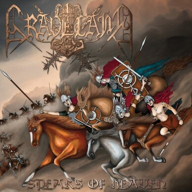 Graveland - Spears of Heaven CD