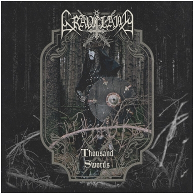 Graveland - Thousand Swords Digi CD