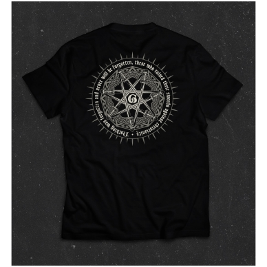 Graveland - Thousand Swords T-Shirt 2