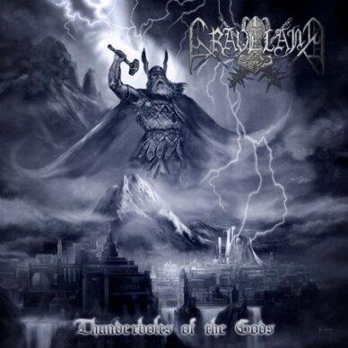 Graveland - Thunderbolt of the Gods CD