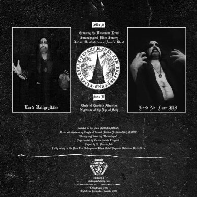 Gryftigaen - Graven til Måneåpenbaringer LP 2
