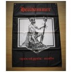 Hellhammer - Apocalyptic Raids Flag