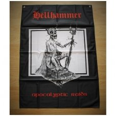 Hellhammer - Apocalyptic Raids Flag