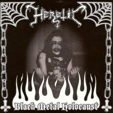 Heretic - Black Metal Holocaust CD