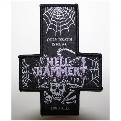Hellhammer - Only Death Is Real Patch