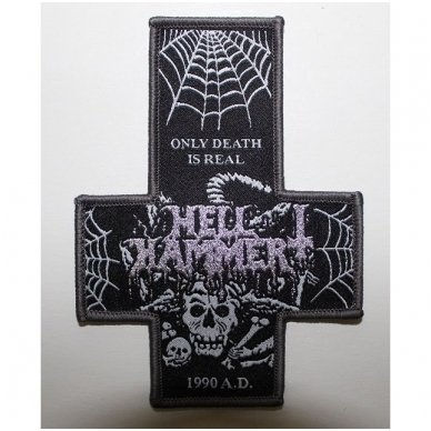 Hellhammer - Only Death Is Real Patch 2