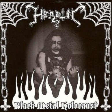 Heretic - Black Metal Holocaust CD