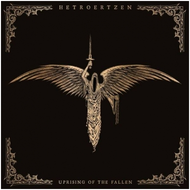 Hetroertzen - Uprising Of The Fallen Digi CD