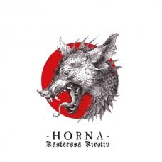 Horna - Kasteessa Kirottu LP