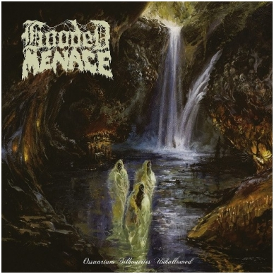 Hooded Menace - Ossuarium Silhouettes Unhallowed LP