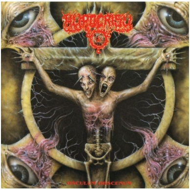 Hypocrisy - Osculum Obscenum CD