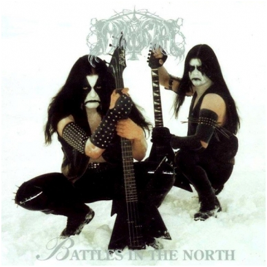 Immortal - Battles In The North LP