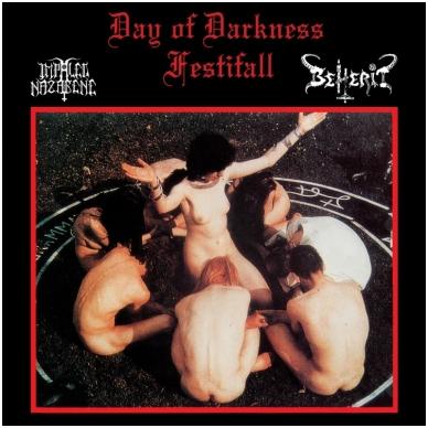Impaled Nazarene / Beherit - Day Of Darkness Festifall Digi CD