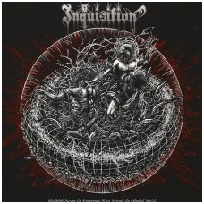 Inquisition ‎- Bloodshed Across The Empyrean Altar Beyond The Celestial Zenith 2LP