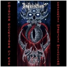 Inquisition - Ominous Doctrines Of The Perpetual Mystical Macrocosm Digi CD (Tome)