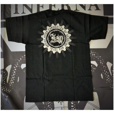 Infernal War - Chronicles Of Genocide T-Shirt 2