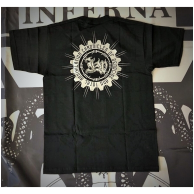 Infernal War - Chronicles Of Genocide T-Shirt 2