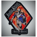 Judas Priest - Hero, Hero Patch
