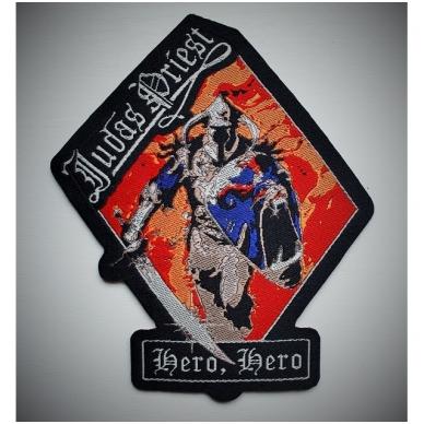 Judas Priest - Hero, Hero Patch
