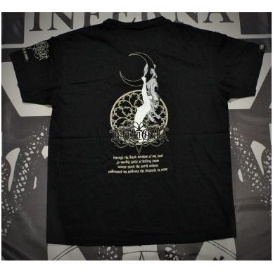 Katatonia - Moonbride T-Shirt (Black / Grey) 2
