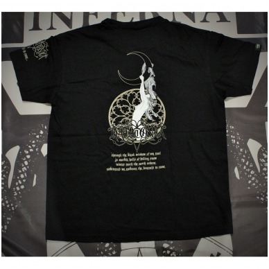 Katatonia - Moonbride T-Shirt (Black / Grey) 2