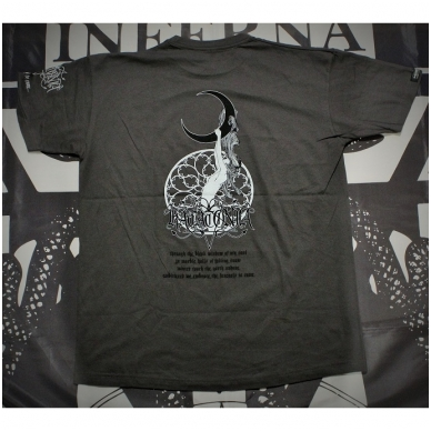 Katatonia - Moonbride T-Shirt (Black / Grey) 4