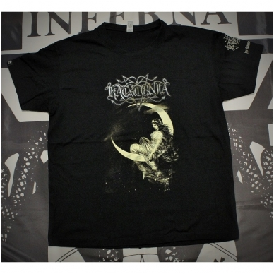 Katatonia - Moonbride T-Shirt (Black / Grey)