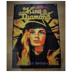 King Diamond - Fatal Portrait Flag