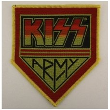 Kiss - Kiss Army Badge Patch
