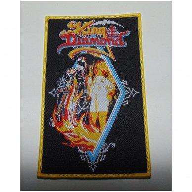 King Diamond - Face/Doll Patch