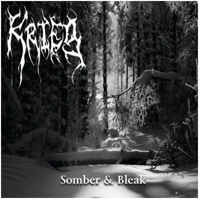 Krieg - Somber & Bleak CD