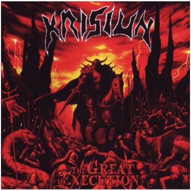 Krisiun - The Great Execution CD