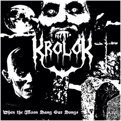 Krolok - When The Moon Sang Our Songs Digi CD