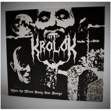 Krolok - When The Moon Sang Our Songs Digi CD 2